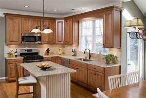 tips for remodeling small kitchen ideas my kitchen With remodeling kitchen on a budget