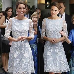 2018 2014 New Women'S Dresses Kate Middleton Light Blue ...