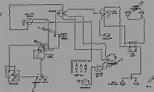 Wiring Diagram - Engine - Machine Caterpillar 3304   Direct Drive    82j04151