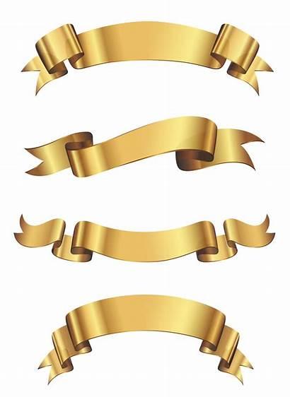 Golden Clipart Banner Clipground