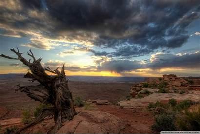 Overlook Canyonlands Tablet Wallpapers Wallpaperswide