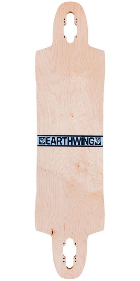 Earthwing Decks by Earthwing Supermodel 3d Drop Thru Longboard Skateboard