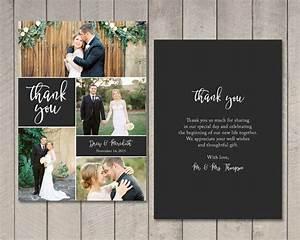 wedding thank you card best 25 wedding thank you cards With wedding thank you ideas