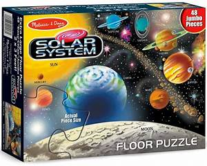 Solar System Puzzle | A Mighty Girl