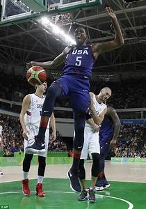Team USA men's basketball team win Olympic gold after ...