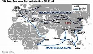 "China: The ""Belt and Road"" initiative 