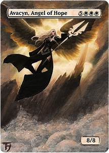Avacyn, Angel of Hope - Alter art by TomGreystone on ...