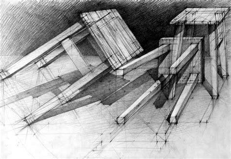 dessin de chaise en perspective cours de dessin initiation dessin en perspective atelier3113 com