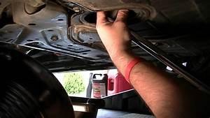 Oil  U0026 Filter Change Hyundai Sonata 2011 Se 2 0t  Turbo