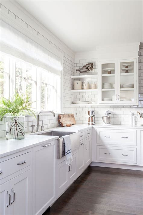 farmhouse kitchen white cabinets black countertops an farmhouse because a modern gem kitchen design