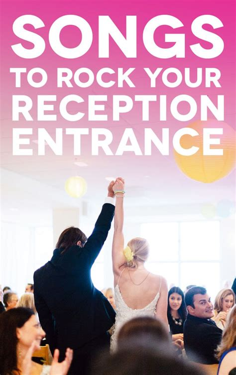 25 best ideas about reception entrance songs on wedding entrance wedding