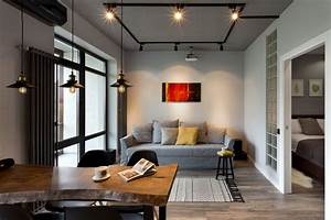 15, Spectacular, Industrial, Living, Room, Designs, That, Will