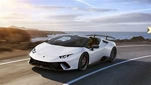 Lamborghini Huracan Spyder : 2019 lamborghini huracan performante spyder wallpapers hd images wsupercars ~ Medecine-chirurgie-esthetiques.com Avis de Voitures