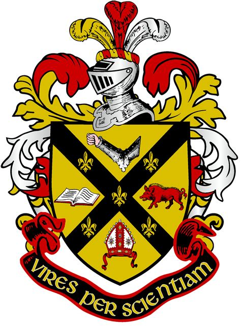 Family Crest Coat of Arms Template
