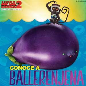 No es una ballena, ni una berenjena ¡Es Ballerenjena ...