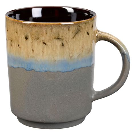Buy glass coffee mugs and get the best deals at the lowest prices on ebay! Cottonwood- Bulk Custom Printed 16oz Rustic Ceramic Mug