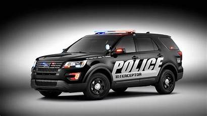 Police Ford Interceptor Wallpapers