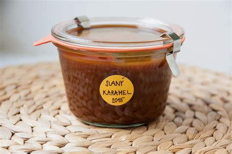 Jedlé dárky - domácí slaný karamel | Tvoje denní dávka ...