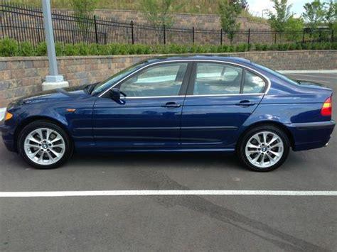 Purchase Used 2003 Bmw 330xi Sedan 30l, Mystic Blue
