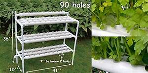 Intbuying Hydroponic Grow Kit Hydroponic Growing System
