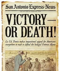 Victory — or death! - San Antonio Express-News