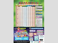 Ramadan kalender 2017 Download 2019 Calendar Printable