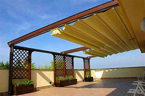 tende da sole per terrazzo tende impermeabili per balconi