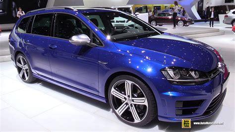 2016 Golf R 0 60 by 2016 Volkswagen Golf R Variant Exterior Interior