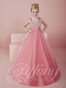 size 4 flamingo tiffany princess 13477 girls flowy pageant With modele de robe de princesse