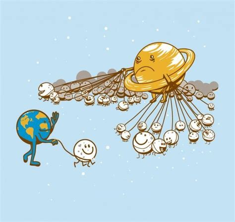 Space Bar Jokes: Planet Puns