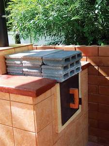 Build An Outdoor Stove  Oven  Grill And Smoker