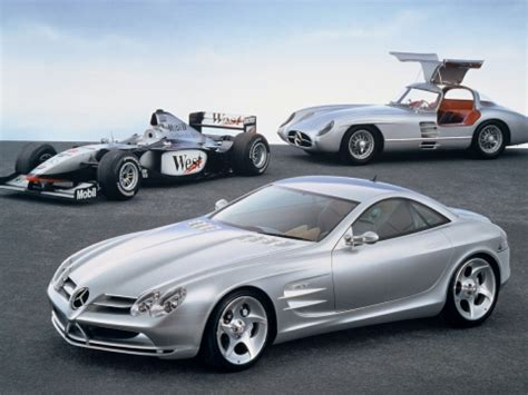 History Of The Mercedesbenz Slr Mclaren Gtspirit
