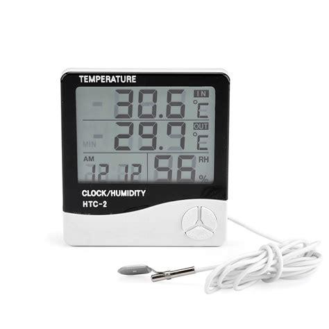 digital innenaussen temperatur thermometer hygrometer