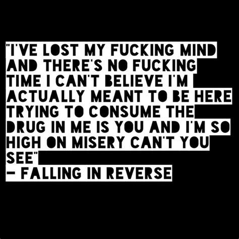 Falling In Reverse Band Quotes Quotesgram