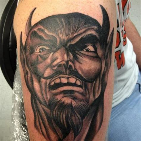 Devil Tattoos Designs, Ideas And Meaning  Tattoos For You