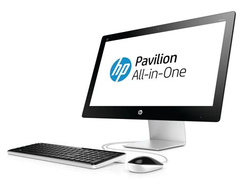 hp pavilion bureau hp pavilion all in one 23 q208nf ordinateur de bureau