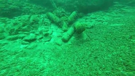 scuba diving lake michigan youtube