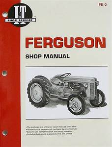 Ferguson To30 12 Volt Wiring Diagram