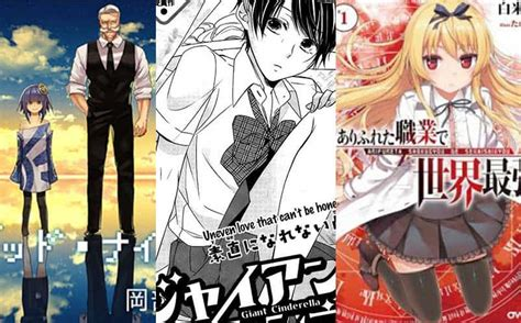 Recomended Anime Romance 2018 Top 10 Best New Manga In 2016