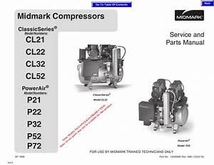 Midmark Classicseries Compressor Wiring Diagram