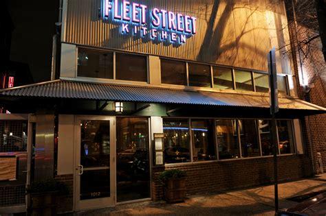 atlas restaurant group    rebrand fleet street