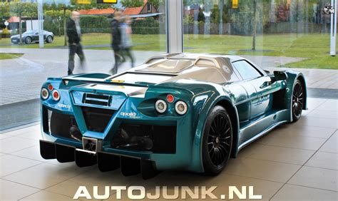 Gumpert Apollo Speed Foto's » Autojunk.nl (89262