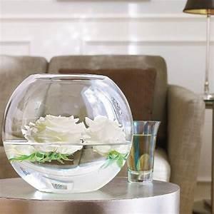 Rosen Im Glas : rundes glas mit wei en rosen house deko rundes glas und rosen im glas ~ Eleganceandgraceweddings.com Haus und Dekorationen