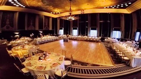 wedding ceremony  reception room flip   omni