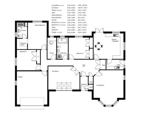 sun room plans hartfell homes ettrick bungalow build