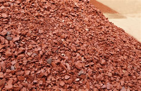 Decorative Garden by Gravel And Grow 3 8 Quot Crushed Brick Little Britain
