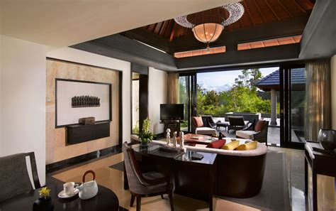 banyan tree ungasan bali  indonesia architecture design