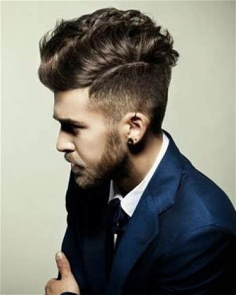 Guide For Men Short Curly Hairstyles,Mens Hairstyles Cool