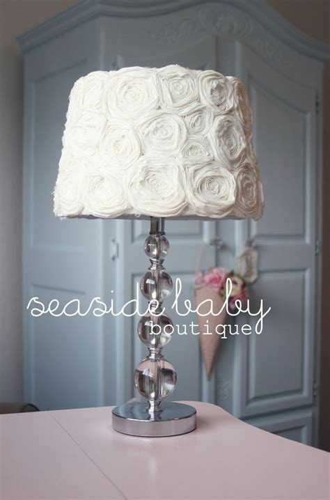 shabby chic lamps images  pinterest shabby chic