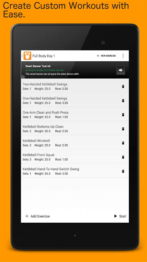 kettlebell workouts pro apps google play